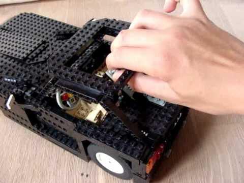 lego james bond supercar 2011 youtube. Black Bedroom Furniture Sets. Home Design Ideas