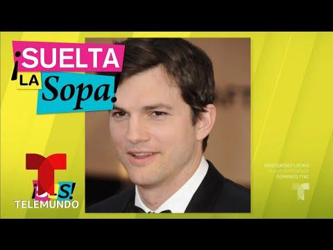 Ashton Kutcher declara por el asesinato de su ex | Suelta La Sopa | Entretenimiento