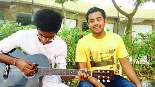 Khamoshiyan-My first singing attempt|Crazy Siblings