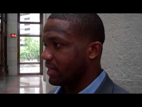 Maurice Clarett on Mental Illness and Medicaid 2 of 2 - YouTube