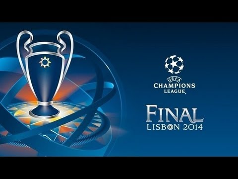 UEFA Champions League 2014 Final - Benfica, Lisbon - PROMO