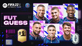FUT GUESS: Who's hiding behind these ratings❓ 🤔 With Kylian Mbappé, Achraf Hakimi, Marco Verratti...