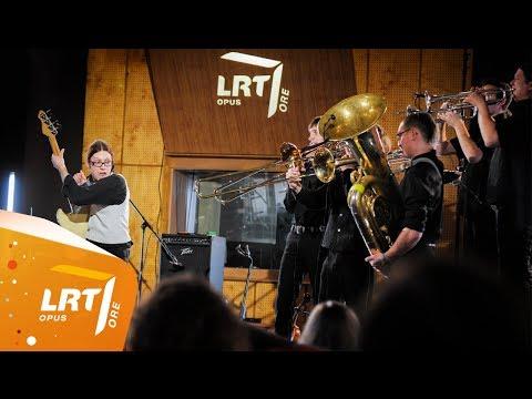 Baixar LRT OPUS ORE | Banda Dzeta Live | Full Performance