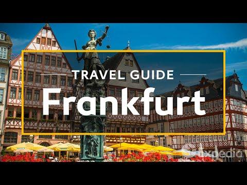 Frankfurt Vacation Travel Guide | Expedia (4K)