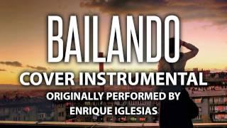 Bailando (Cover Instrumental) [In the Style of Enrique Iglesias]