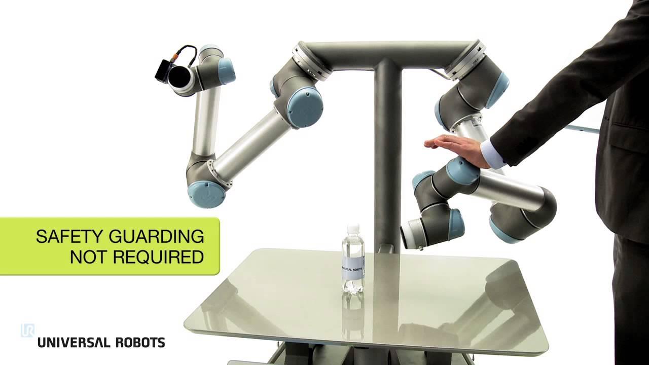 Universal Robots Has Reinvented Industrial Robotics Youtube