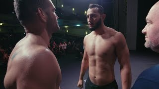 UFC Boston: Weigh-in Highlight
