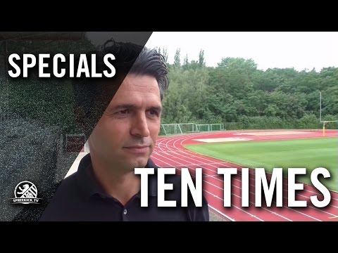 Ten Times mit Kemal Halat (Sportlicher Leiter Berliner AK 07) | SPREEKICK.TV