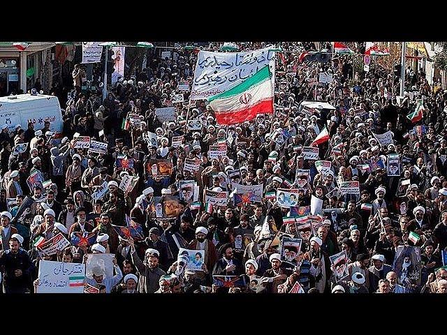 США грозят Ирану сирийским сценарием