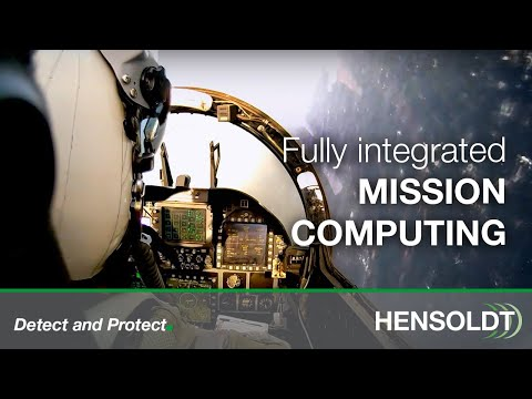 Fully Integrated Mission Computer Solution by HENSOLDT