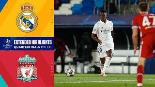 Real Madrid vs. Liverpool: Extended Highlights   UCL on CBS Sports