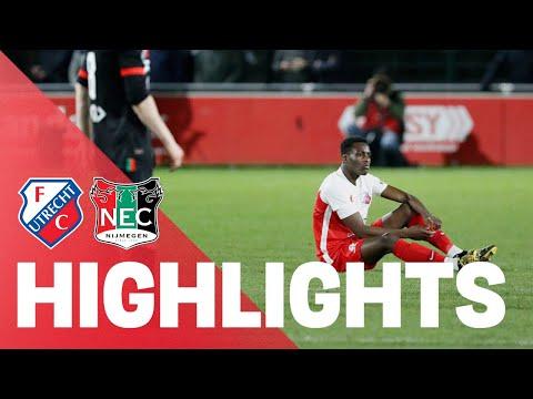 HIGHLIGHTS | Jong FC Utrecht - NEC