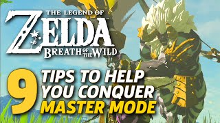 9 Tips To Help You Conquer Master Mode in Zelda: Breath of the Wild