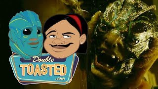 THE SHAPE OF WATER MOVIE REVIEW - Double Toasted Review