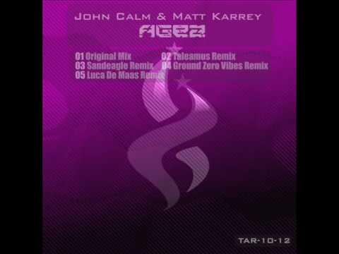 TAR-10-12: John Calm & Matt Karrey - Agea (Taleamus Remix)