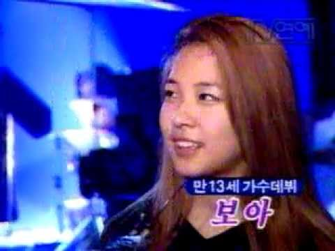 BoA - 2000.08.30 Debut Interview