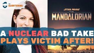 Instant Regret! Anita Sarkeesian Vs The Mandalorian