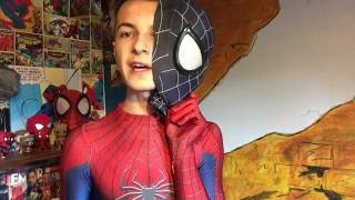 NEW AMAZING SPIDER-MAN 2 SUIT!