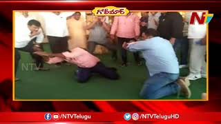 Nagin dance video by Police at get-together event goes vir..
