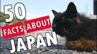50 Facts About Japan
