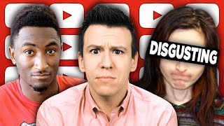 DISGUSTING! Hypocritical Predator Exposed, Victim Double Standards, & Youtube's Experiment Confusion
