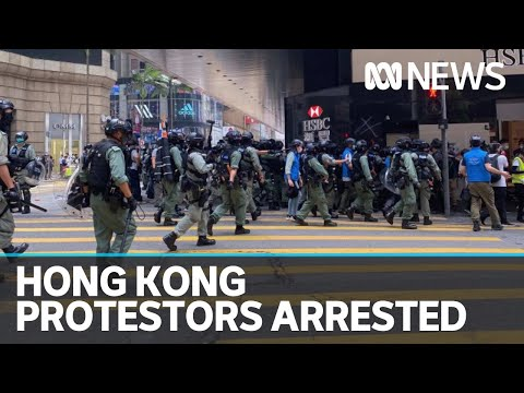 US declares Hong Kong no longer merits special status under US law | ABC News