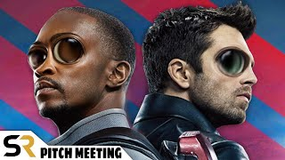 The Falcon And The Winter Soldier Pitch Meeting