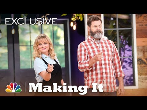 Making It - Amy and Nick Play