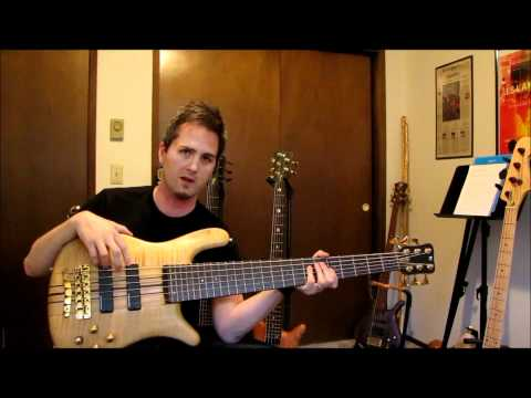 Warwick Bass Comparison: Streamer Stage I and II and Thumb NT