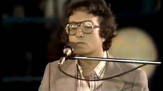 Randy Newman live TV concert appearance 1982 five songs