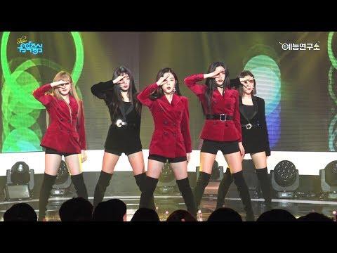 [예능연구소 직캠] 레드벨벳 피카부 @쇼!음악중심_20171202 Peek-A-Boo Red Velvet in 4K