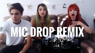 BTS (방탄소년단) 'MIC DROP remix' l MV REACTION