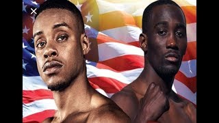 BOXING NEWS!!!!)))ERROL SPENCE: BOB ARUM IS DOING TERENCE CRAWFORD DIRTY!!! Only promotes lomachenko