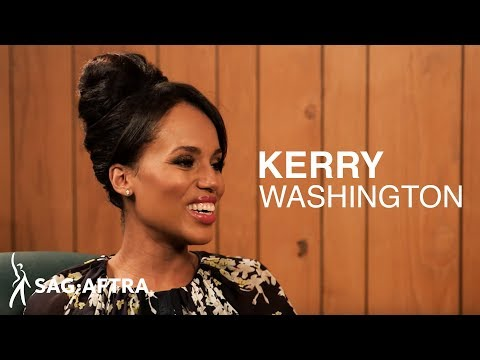 Actor to Actor: SAG-AFTRA President Gabrielle Carteris interviews Kerry Washington