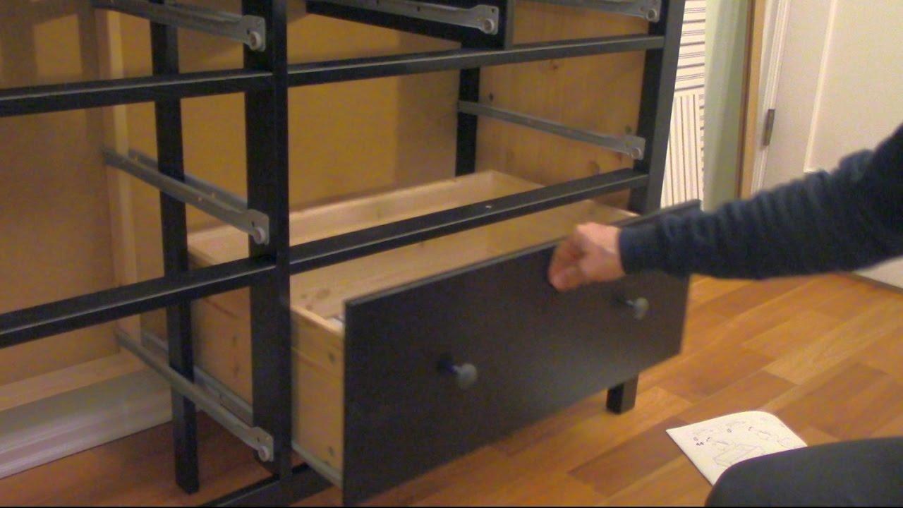 Ikea Hemnes Kommode Rot 2021