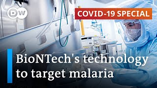 BioNTech aims to develop mRNA-based malaria vaccine | COVID-19 Special