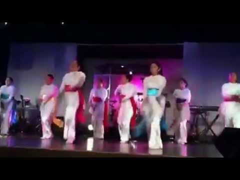 Rutinas con pandero y danza Jalal