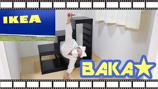 【ドジママ】IKEA製品組立でやらかしまくり!