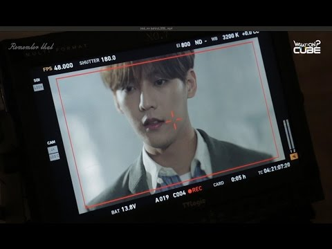 BTOB(비투비) - '봄날의 기억(Remember that)' MV촬영 비하인드 영상 (BTS : MV Shoot)