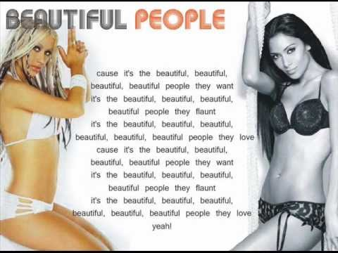 Christina Aguilera ft. Nicole Scherzinger - Beautiful People