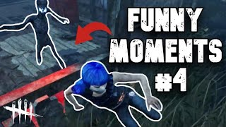 Dead by Daylight Funny Moments and Insane Plays #4