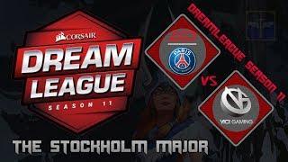 PSG.LGD vs Vici Gaming / Bo3 / DreamLeague Season 11 Stockholm Major  / Dota 2 Live