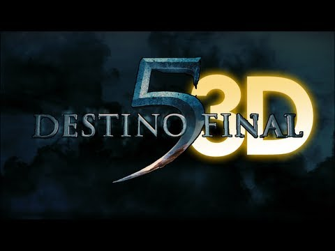 Destino Final 5 Intro 3D (Opening Intro 3D) ~ FULL HD 3D