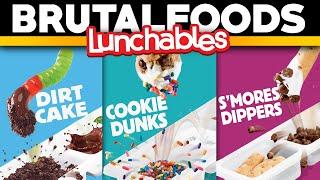 Lunchables Snackables - Junk Food Reviews