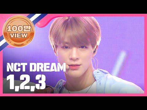 Show Champion EP.283 NCT Dream - 1,2,3