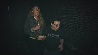 Chrissy Teigen & Average Andy Go Through a Haunted House