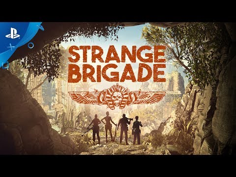 Strange Brigade Video Screenshot 2