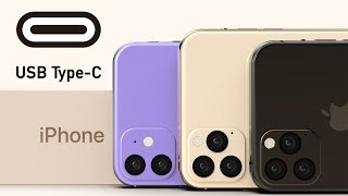 USB-C iPhones! Future iOS 13 Features & Under-Display Camera Tech