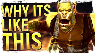 Set Up To Fail: Being Real About World of Warcraft & Blizzard Outrage, Positivity & Negativity - YouTube