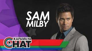 Kapamilya Chat with Sam Milby for Halik
